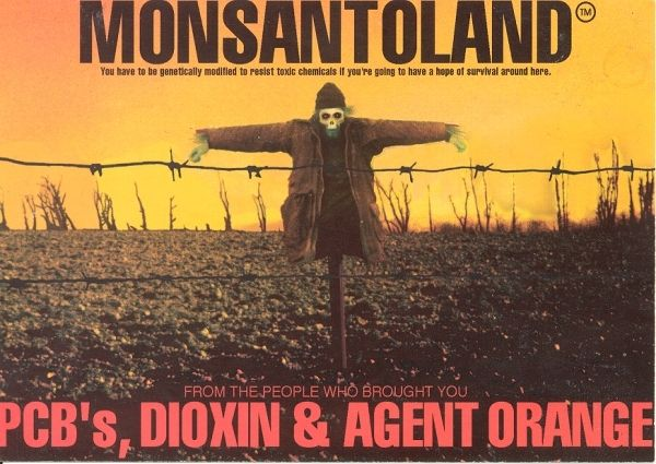 Monsanto: War crimes against us and the planet