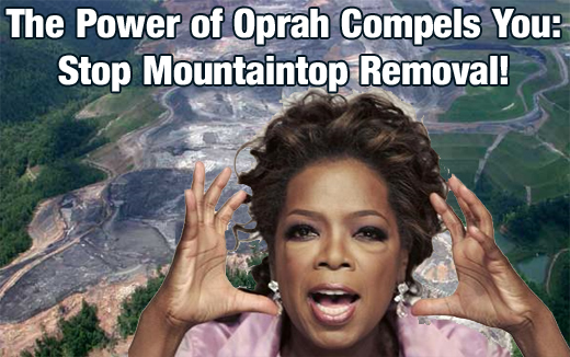 Oprah for Mountaintops