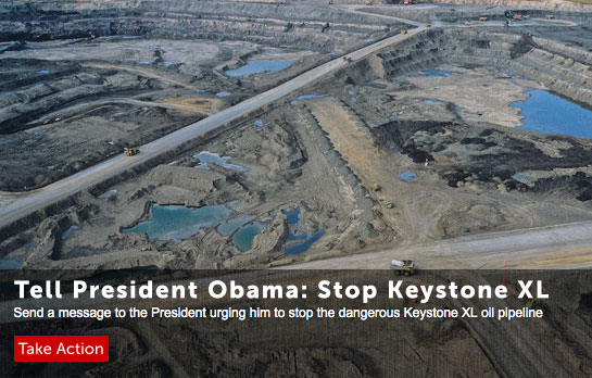 Stop Tarsands Pipeline
