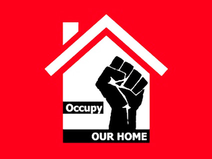 OCCUPY YOUR HOME
